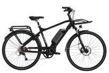 L'Avenir / E-bike - HIGHWAY D9 - Mat zwart_