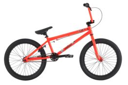 "Haro / Xtreem Cycling - Freestyle - LEUCADIA - 20.3""- Gloss Neon Red"