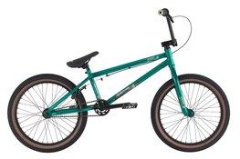 "Haro / Xtreem Cycling - Freestyle - DOWNTOWN - 20.3""- Gloss Metallic Green"