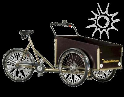 Christiania bikes / Cargo