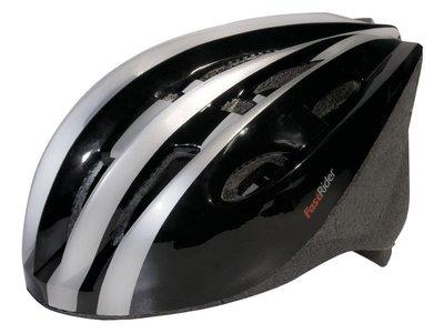 FASTRIDER / Helmen - HELM KEEN - Zonder vizier - Zwart