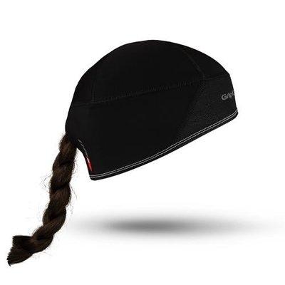 GRIPGRAB / Hoofdbedekking -  M5004.SKULL CAP WINDSTER WOMAN - Zwart