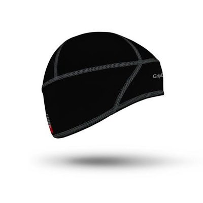 GRIPGRAB / Hoofdbedekking -  M5002.SKULL CAP - Zwart
