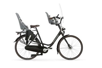 Gazelle / Mamafiets - BLOOM C7 - Black mat