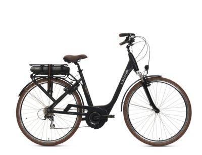 L'Avenir / E-bike - MERAPI D8 - Black mat