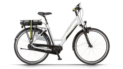 Dutch.id / E-bike - CITY Nexus 8 - Silver