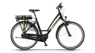 Dutch.id / E-bike - CITY Nexus 8Di2 - Satin Black