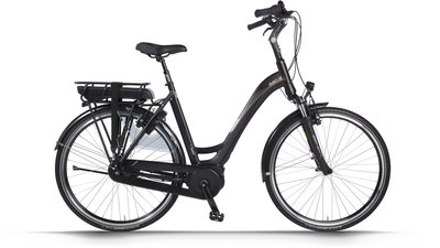 Dutch.id / E-bike - CRUISE Nexus 7 - Satin Black