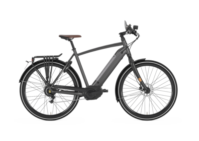 Gazelle / E-bike - CITYZEN SPEED 380 - Eclipse black mat