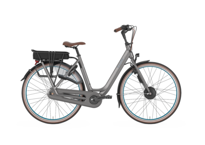 Gazelle / E-bike - ORANGE C7 HFP - Aluminum grey mat