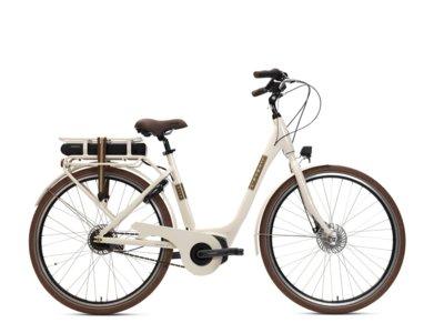 L'Avenir / E-bike - ETNA N8 - Retro White