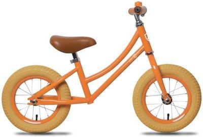 BFK / REBEL KIDZ - Loopfiets zonder rem - Oranje