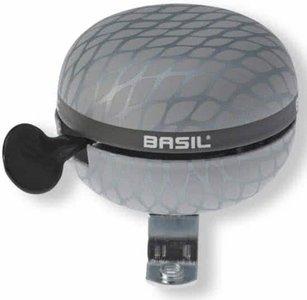 BASIL / NOIR BELL - Silver metallic