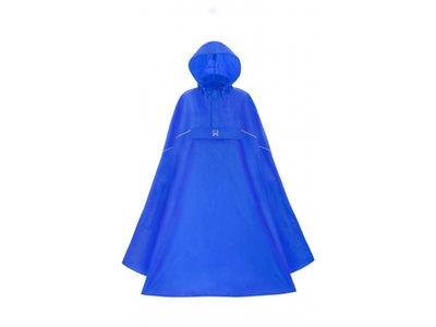 WILLEX / Lichtgewicht Poncho - Blauw  (Kies je maat)
