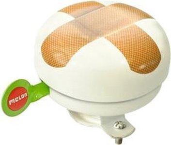 Melon  / Bell - PLASTERED WHITE