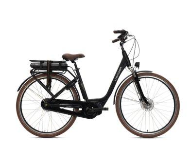 L'Avenir / E-bike - MERAPI N8 - Black mat