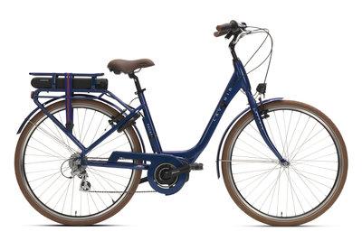 L'Avenir / E-bike - PACAYA D7 - Marineblauw glans