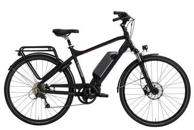 L'Avenir / E-bike - HIGHWAY D9 - Mat zwart