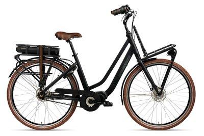 L'Avenir / E-bike - AZURRO N8 - Zwart