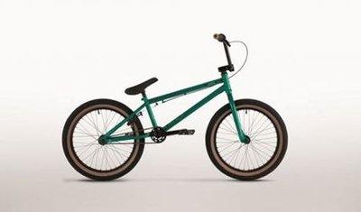 "BMX / Haro 25383 Boulevard Glanzend Metallic Groen 20.5"" TT"