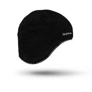 GRIPGRAB / Hoofdbedekking -  M5003.AVIATOR CAP - Zwart