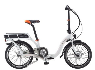 Dahon / CIAO ELECTRIC - 20 inch - 3V - Pure White