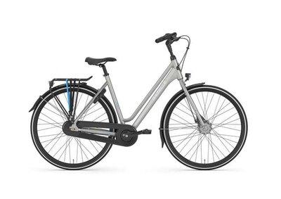 Gazelle / Trekkingfiets - VENTO C7 - Aluminum grey